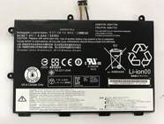 Batterie PC Portable pour Lenovo ThinkPad Yoga 11e 45N1748 45N1749 45N1751 34wh/4600mAh