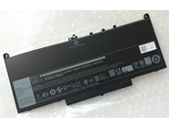 Batterie pour Dell Latitude E7270 E7470 MC34Y 55Wh